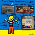 Today is International Book Giving Day! by Todd Parr