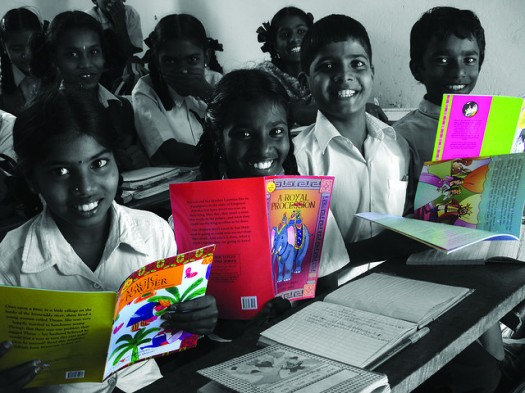 Pratham Books: A Nonprofit Publisher Publishing Affordable Children's Books