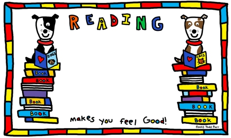 Todd Parr bookplate