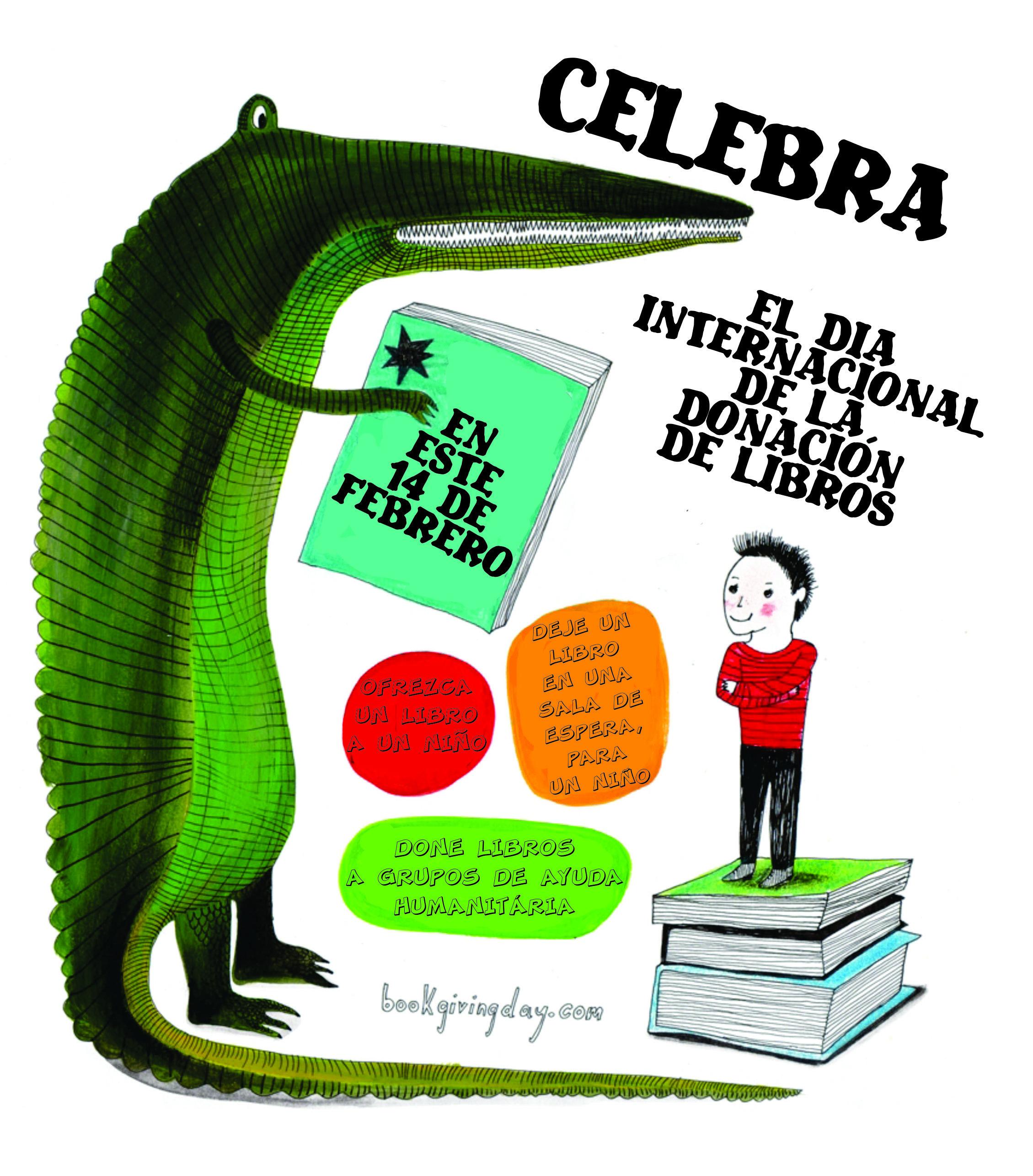 Día Internacional de la Donación de Libros