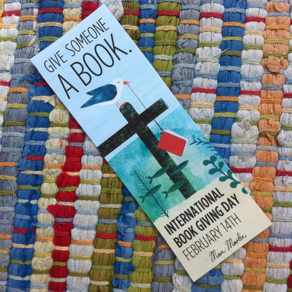 Marc Martin Bookmark