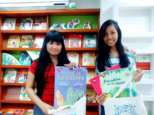 Ardarna House donate books to schools in Tacloban for International Book Giving Day 2014.