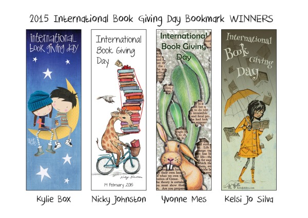Celebrate love with books from Practicingnormal.com #reading #books #bookmarks #bookgivingday