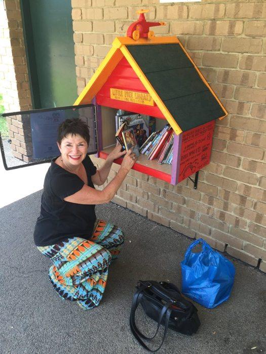 AUSTRALIA: Janeen Brian in Adelaide