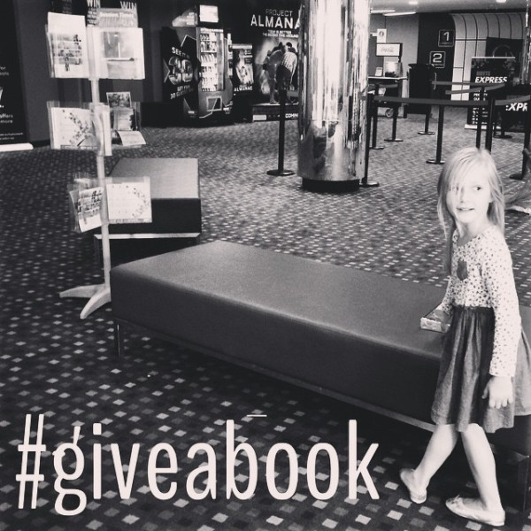 AUSTRALIA: My Little Book Case book drop